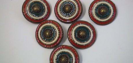 borchie tricolore