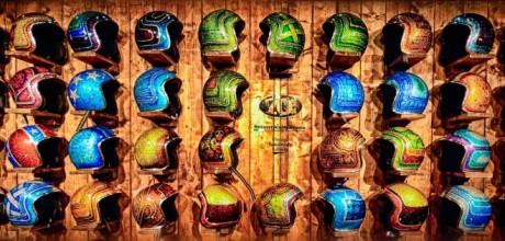 70's helmets tutti i caschi sono omologati ECE taglie S M L XL XXL