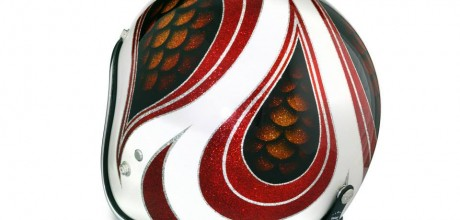 RED FISH SCALES SUPERFL euro 330,00