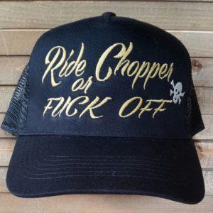 RIDE CHOPP
